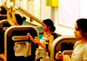 clinica de fisioterapia III