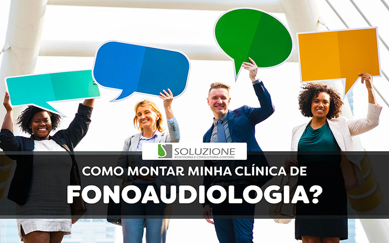 Montar clínica de fonoaudiologia