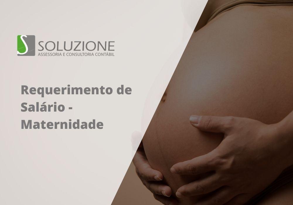 requerimento-de-salario-maternidade