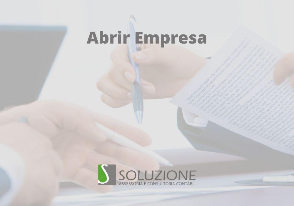Abrir Empresa