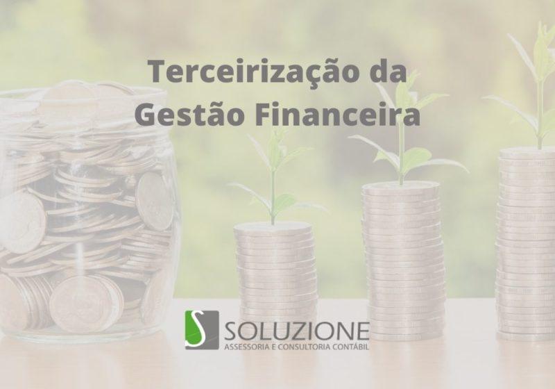 terceirização da gestão financeira em são paulo